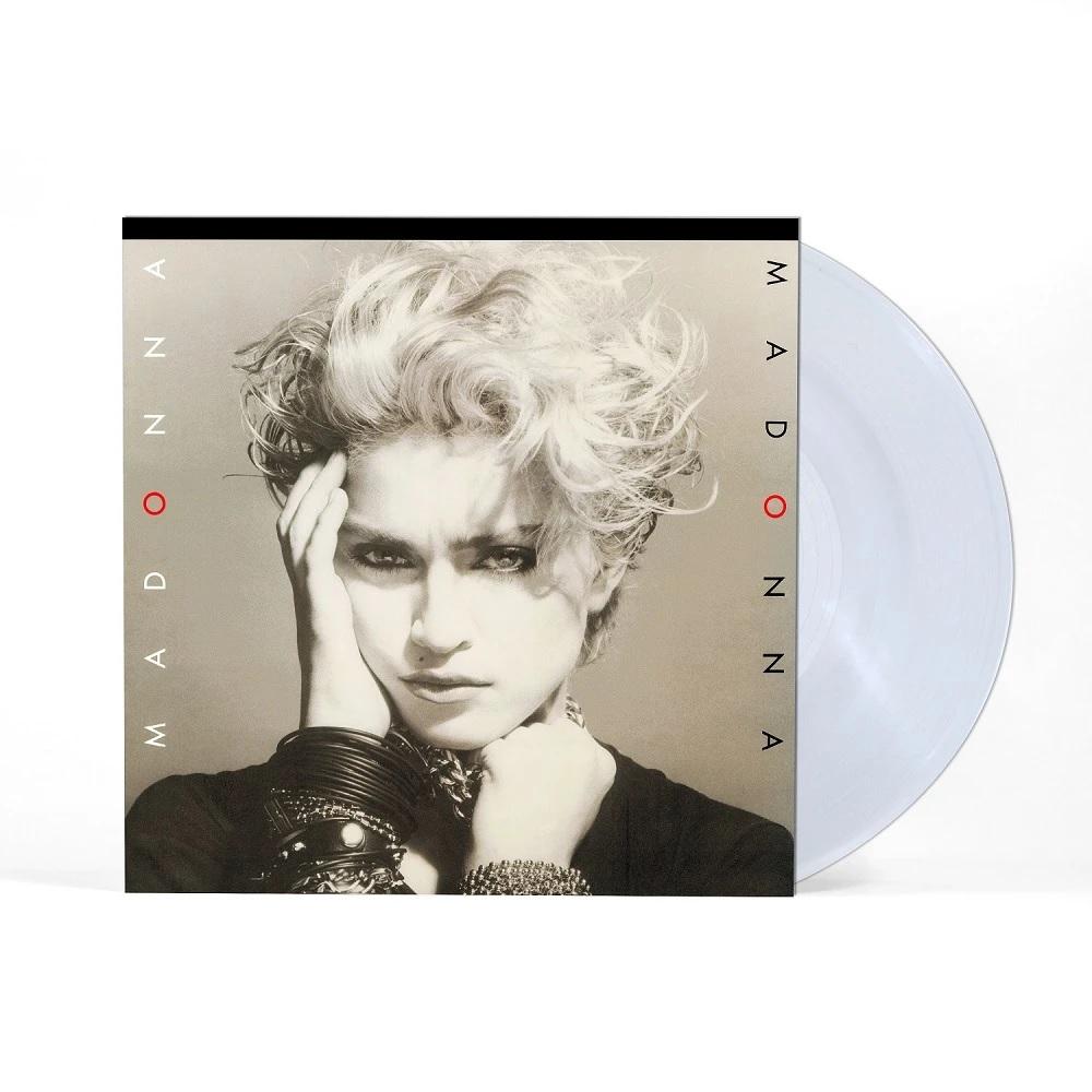 Madonna (Clear Vinyl) - Madonna - Musik - Rhino Warner - 0603497849307 - November 8, 2019