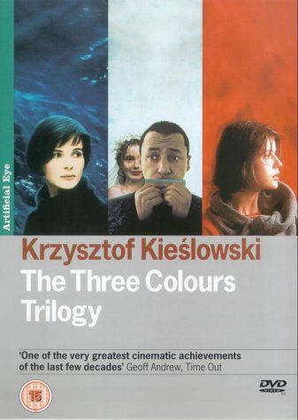 Three Colours Trilogy - Movie - Film - ARTIFICIAL EYE - 5021866275307 - 26/4-2004
