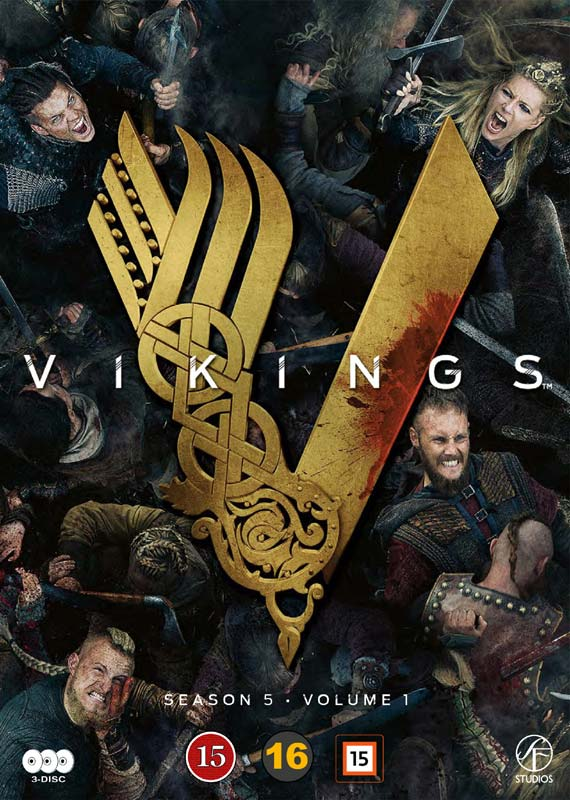 Vikings - Season 5 Volume 1 - Vikings - Film -  - 7333018013308 - October 11, 2018