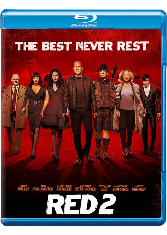 Red 2 -  - Film -  - 5708758725309 - May 22, 2020