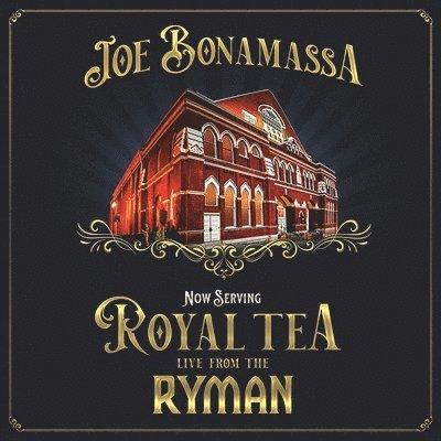 Now Serving: Royal Tea: Live from the Ryman - Joe Bonamassa - Musik -  - 0711574917310 - July 9, 2021