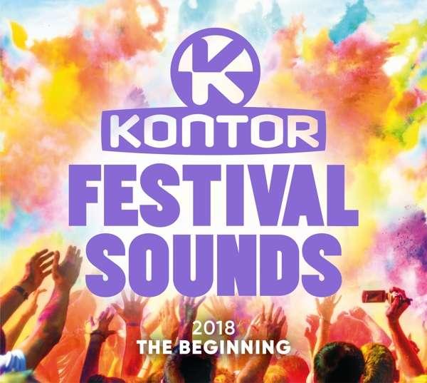 Kontor Festival Sounds 2018-the Beginning - V/A - Musik - KONTOR - 4250117690311 - 2/2-2018