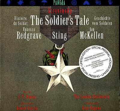 Soldier's Tale - Stravinsky - Musik -  - 0076732623312 - 4/6-2019