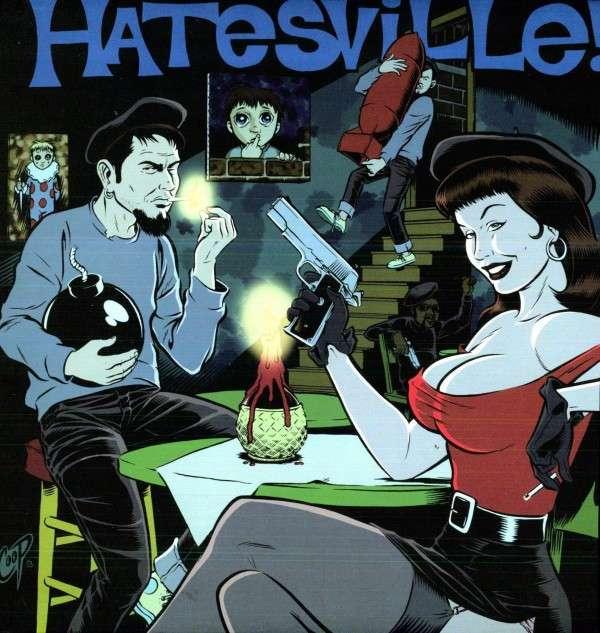 Hatesville - Boyd - Experience Rice - Musik - CACIOCAVALLO - 0753907333312 - March 11, 2011