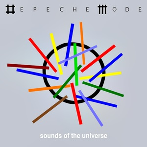 Sounds of the Universe - Depeche Mode - Musik - Sony Owned - 0889853370313 - 10/2-2017