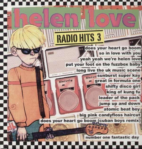 Radio Hits 3 - Helen Love - Musik - CARGO DUITSLAND - 5020422020313 - 25/3-2002