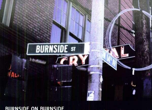 Burnside on Burnside - R.l. Burnside - Musik - BLUES - 0045778034314 - 22/2-2010