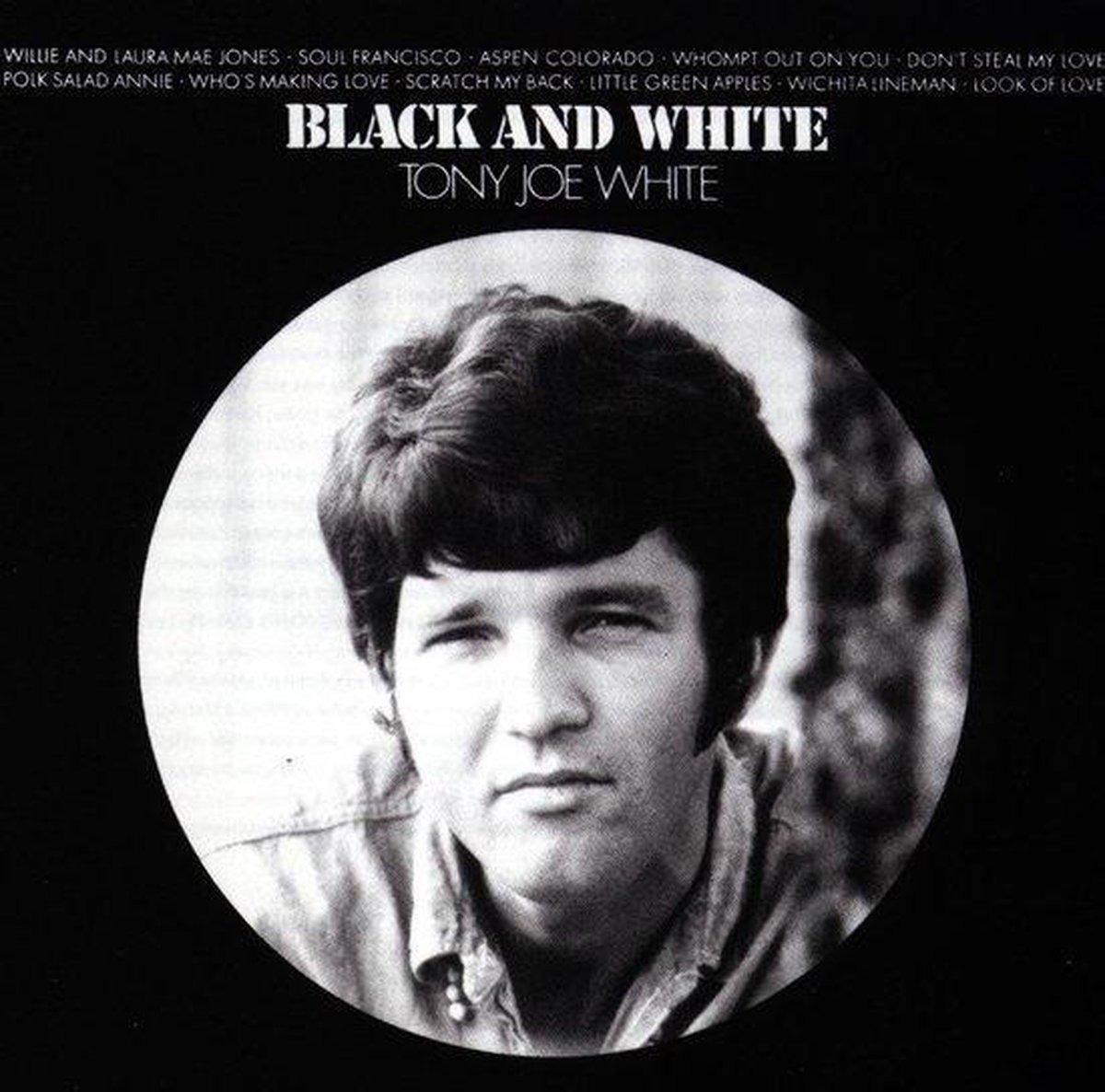 Black And White - Tony Joe White - Musik - ANALOGUE PRODUCTIONS - 0753088129315 - February 19, 2021