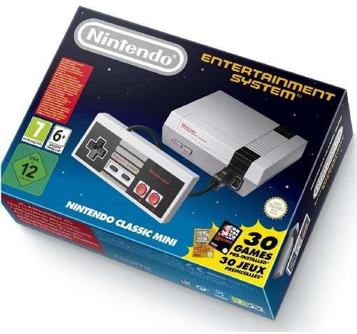 Nintendo Classic Mini,NES,Kons.2400066 - Mini NES - Bøger -  - 0045496343316 -
