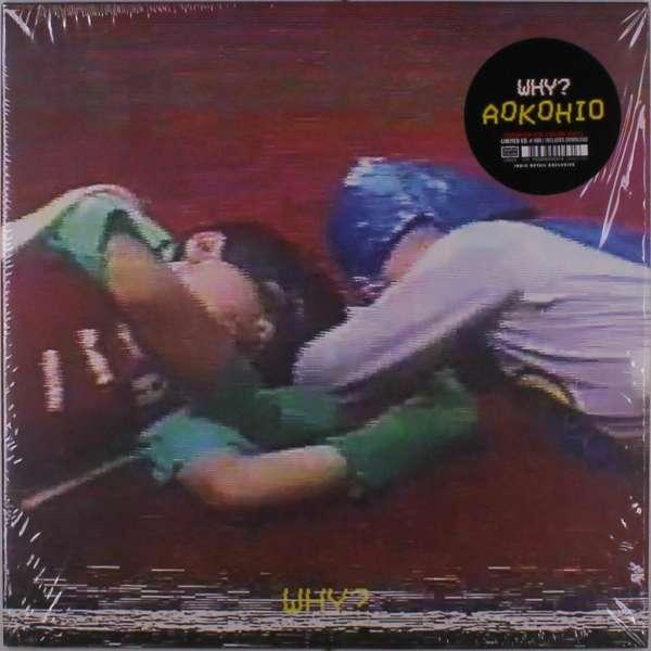 AOKOHIO (Indie Exclusive) - Why? - Musik - JOYFUL NOISE RECORDINGS - 0753936904316 - August 30, 2019