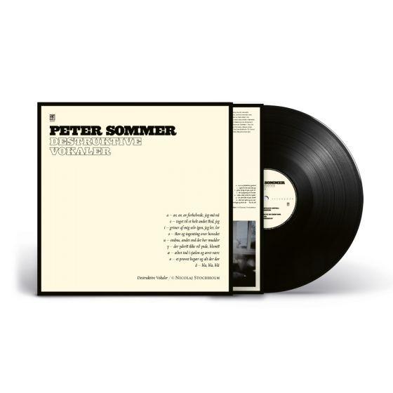 Destruktive Vokaler - Peter Sommer - Musik - GENLYD 2000 - 0886973919316 - October 23, 2020