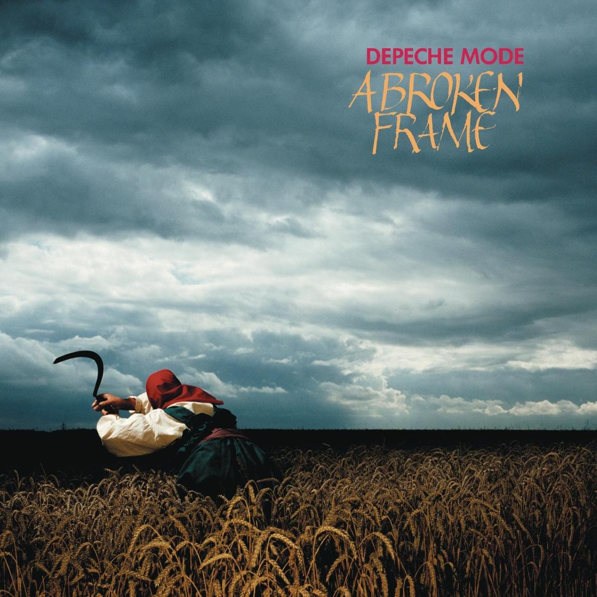 A Broken Frame - Depeche Mode - Musik - SONY MUSIC CG - 0889853299317 - 26/8-2016