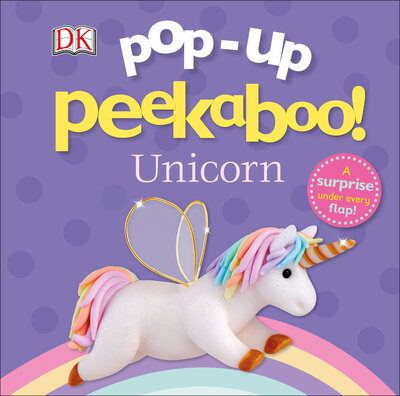 Pop-Up Peekaboo! Unicorn - Pop-Up Peekaboo! - Dk - Bøger - DK - 9781465483317 - February 5, 2019