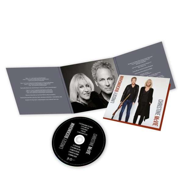 Lindsey Buckingham & Christine McVie - Lindsey Buckingham & Christine McVie - Musik - WEA - 0190295828318 - 9/6-2017