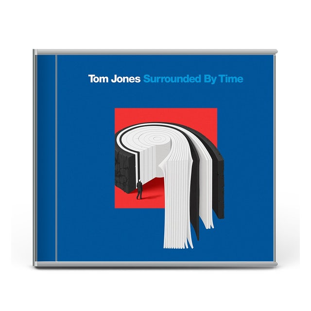 Surrounded by Time - Tom Jones - Musik - UNIVERSAL - 0602435066318 - 23. april 2021
