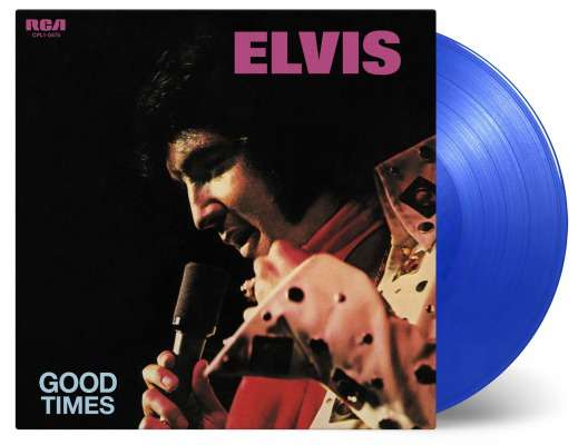 Good Times - Elvis Presley - Musik - MUSIC ON VINYL - 8719262009318 - 8/11-2019
