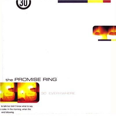 30 Degrees Everywhere - Promise Ring - Musik - ALTERNATIVE - 0045778211319 - 9/3-2018