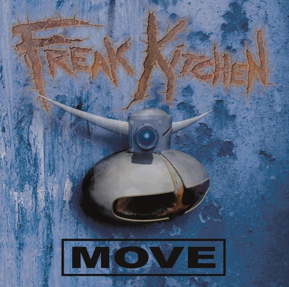 Move - Freak Kitchen - Musik - Thunderstruck Productions - 0044006441320 - 16/2-2004