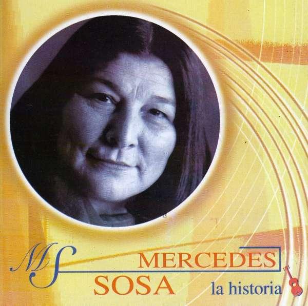 Historia - Mercedes Sosa - Musik -  - 0044006496320 - 21/12-2007