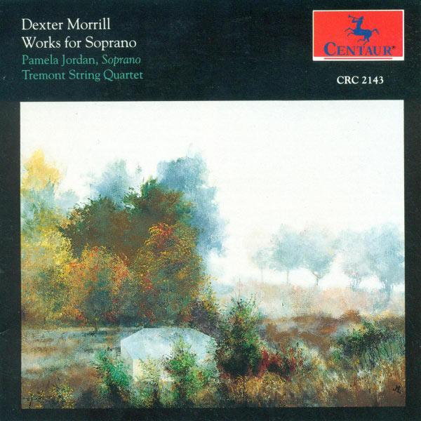 Works for Soprano - Tremont String Quartet - Musik - CENTAUR - 0044747214320 - 30/4-2014