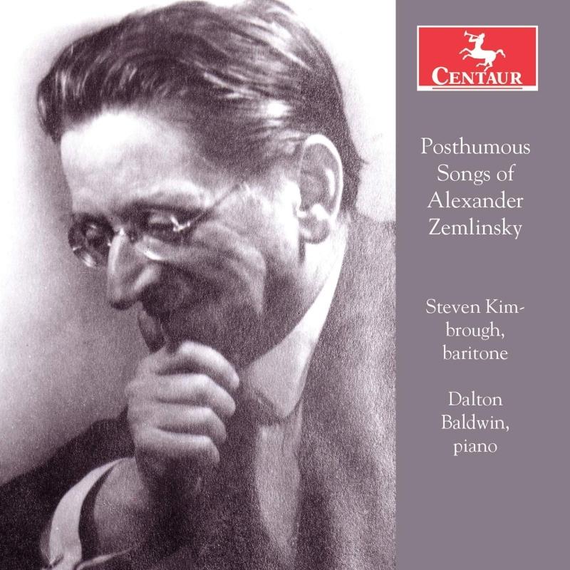 Posthumous Songs - Zemlinsky / Kimbrough / Baldwin - Musik -  - 0044747384320 - May 21, 2021