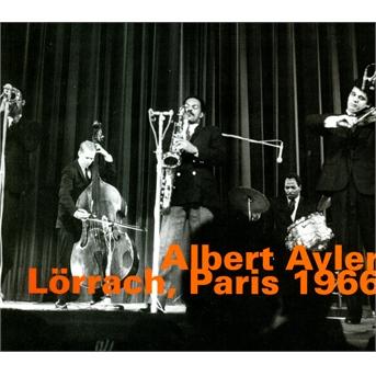 Lorrach Paris 1966 - Albert Ayler - Musik - HATOLOGY - 0752156070320 - November 18, 2014