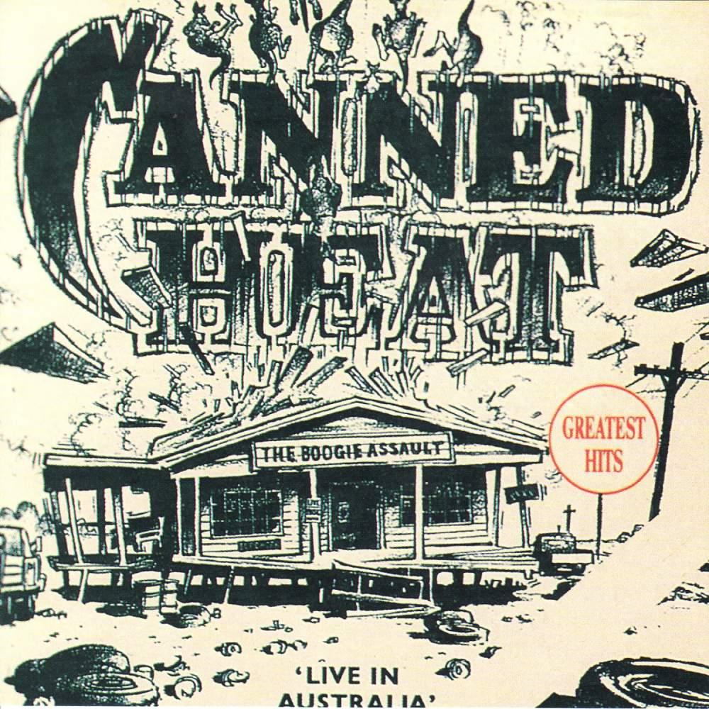 Boogie Assault - Canned Heat - Musik - AIM - 0752211100320 - February 24, 2020