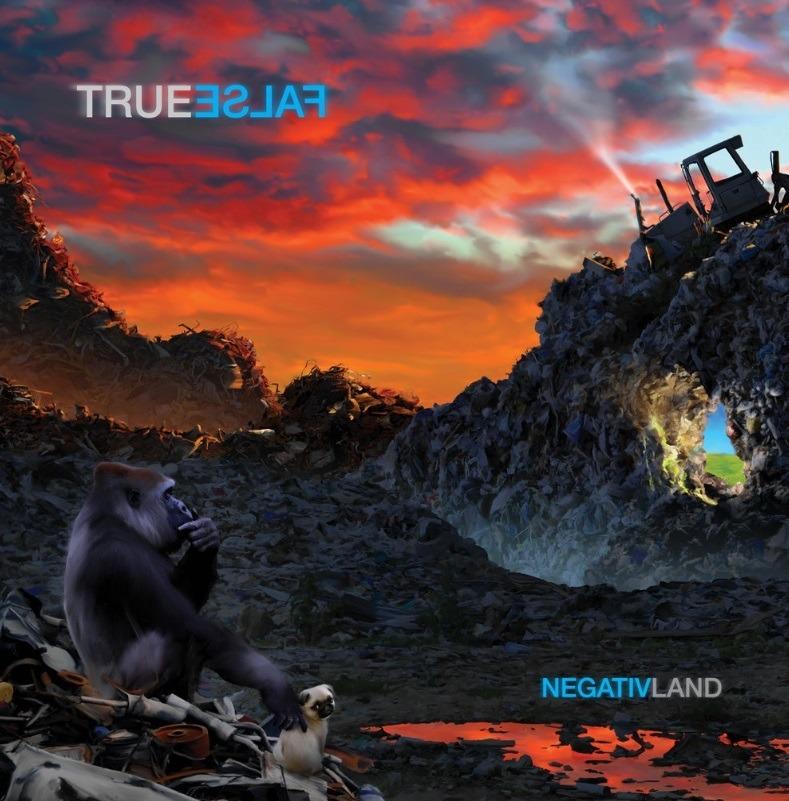 True False - Negativland - Musik - SEELAND - 0753762003320 - October 25, 2019