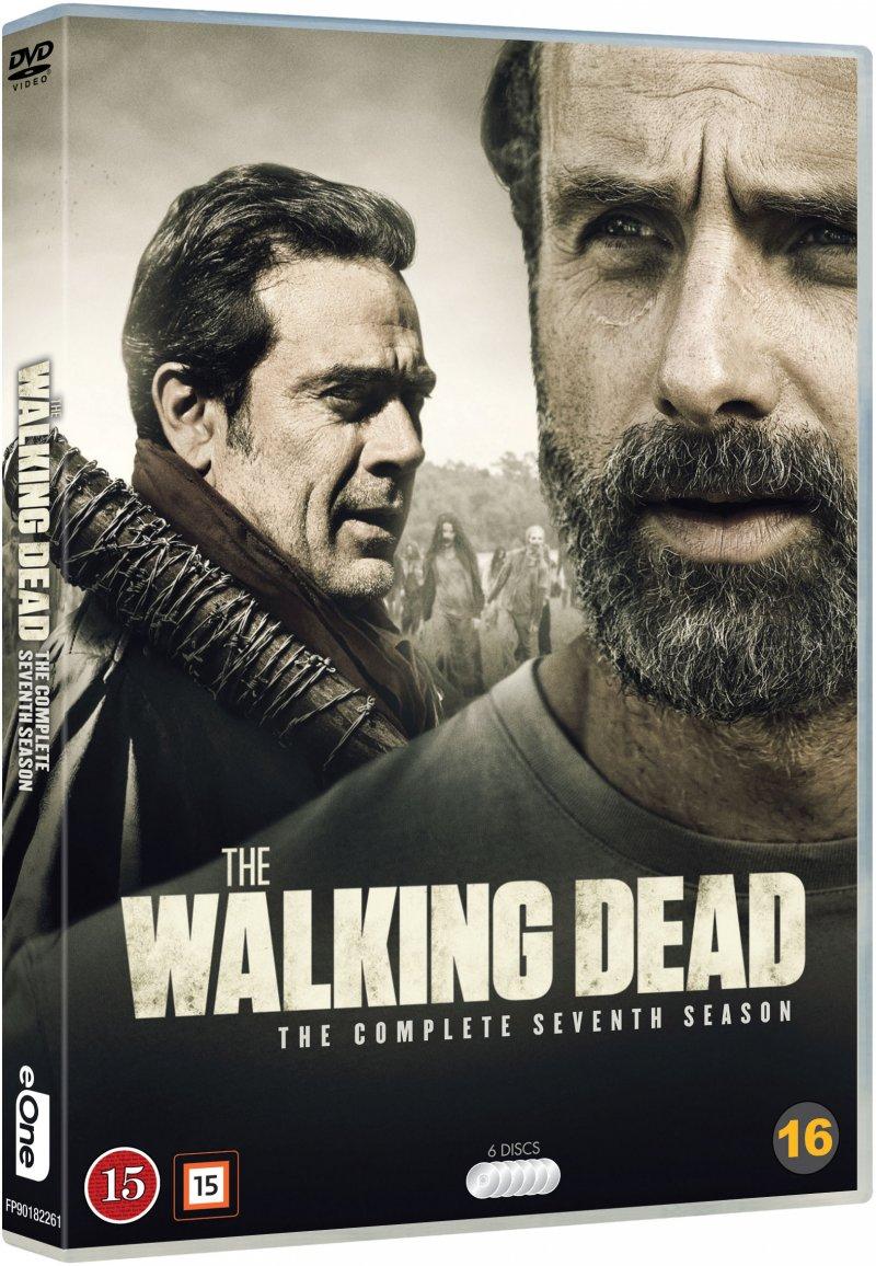 The Walking Dead - Season 7 - Walking Dead - Film - FOX - 7340112740320 - 28. september 2017