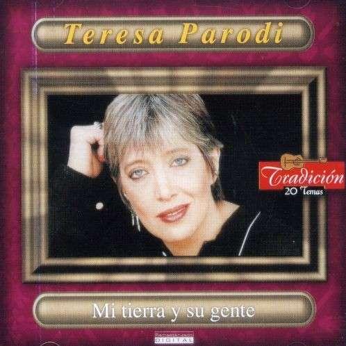 Mi Tierra Y Su Gente - Teresa Parodi - Musik -  - 0044001647321 - March 6, 2007