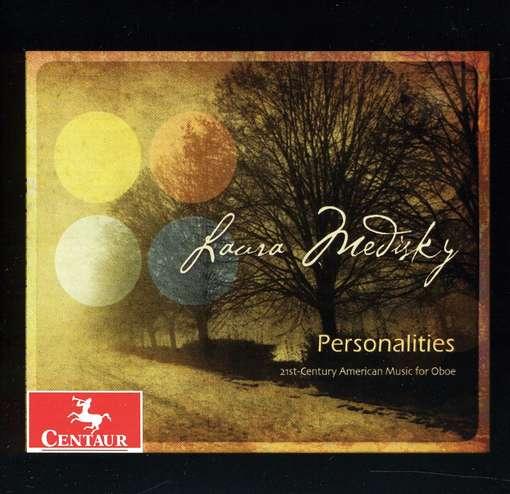 Personalities: 21st Century American Music for - Medisky / Fuh / Van Eyck / Hammes - Musik - Centaur - 0044747316321 - 24/4-2012