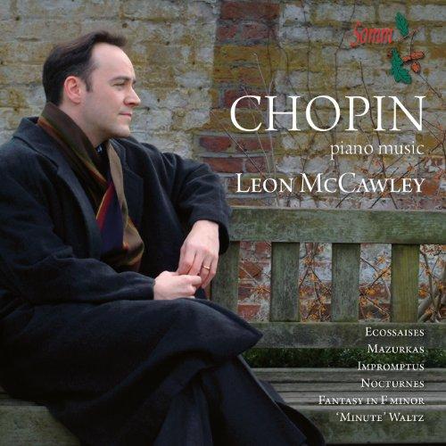 Impromptus - F. Chopin - Musik - SOMM - 0748871010321 - 12/7-2018