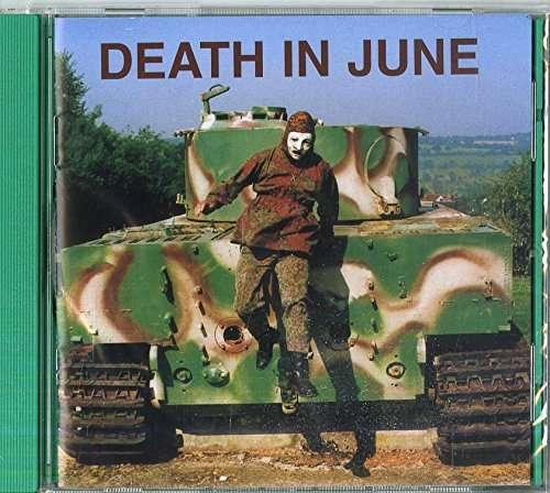Abandon Tracks - Death in June - Musik - NER - 0753907230321 - June 20, 2017