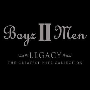 Legacy: Greatest Hits - Boyz II men - Musik - UNIVERSAL - 0044001608322 - 8/11-2001