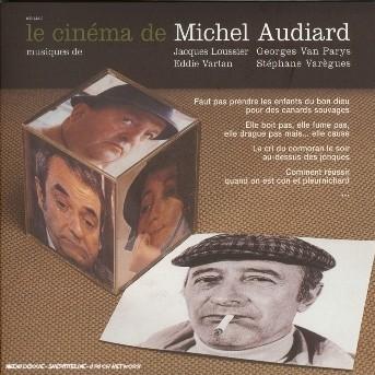 Le Cinema De Michel Audiard / O.s.t. - Le Cinema De Michel Audiard / O.s.t. - Musik - UNIVERSAL - 0044003844322 - June 3, 2003