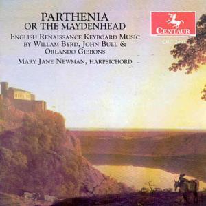 Parthenia or the Maydenhead - Byrd / Bull / Gibbons - Musik - CENTAUR - 0044747249322 - 14/4-2003