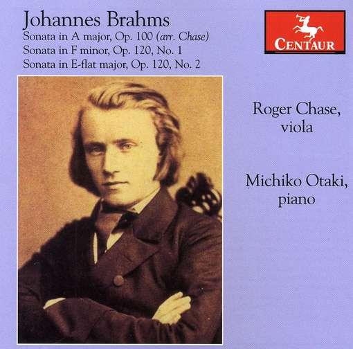 Johannes Brahms - J. Brahms - Musik - CENTAUR - 0044747306322 - March 21, 2012