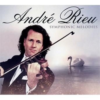 Symphonic Melodies - Andre Rieu - Musik - WAGRAM MUSIC - 3596973289322 - 2/10-2015