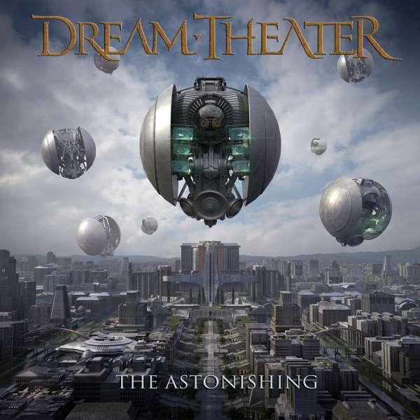 The Astonishing - Dream Theater - Musik - ROADR - 0016861749323 - January 29, 2016