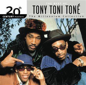 Millennium Collection - Tony Toni Tone - Musik - MOTOWN - 0044001359323 - 30/6-1990