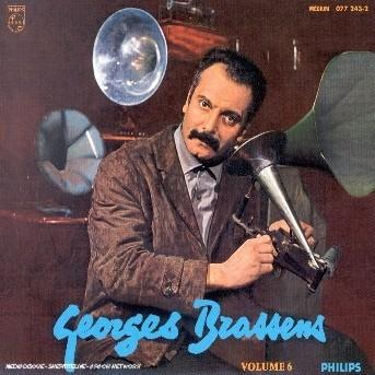 Number Six - Georges Brassens - Musik - UNIVERSAL - 0044007724323 - 23/4-2003