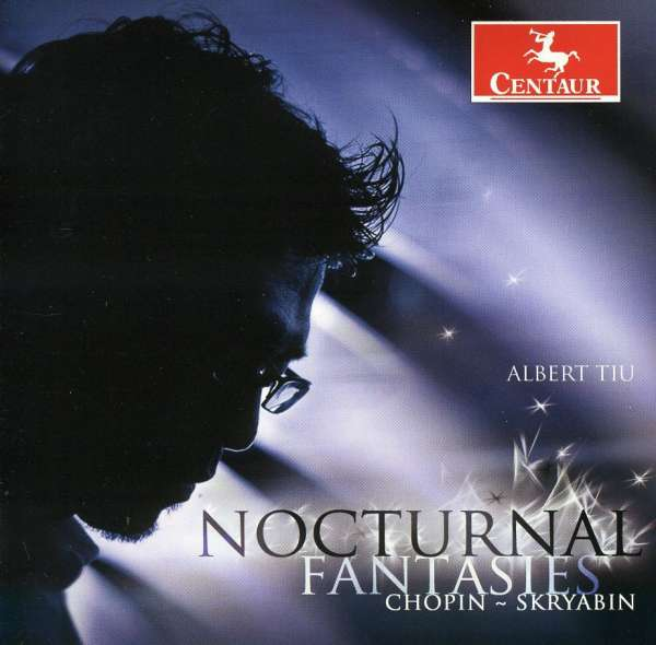 Nocturnal Fantasies - Albert Tiu - Musik - CENTAUR - 0044747309323 - March 21, 2012