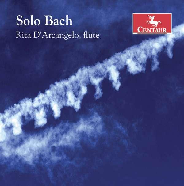 Solo Bach - Rita D'arcangelo - Musik - CENTAUR - 0044747354323 - October 5, 2017