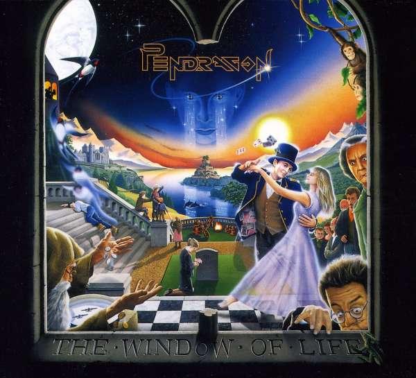Window Of Life - Pendragon - Musik - MADFISH - 0636551598323 - January 30, 2012