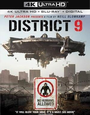 District 9 - District 9 - Film -  - 0043396569324 - October 13, 2020