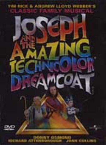 Joseph  the Amazing Techni Dream DVD - Warner Video - Film - UNIVERSAL PICTURES - 0044005370324 - April 10, 2007