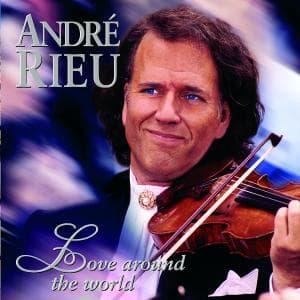 Love Around the World - Andre Rieu - Musik - UNIVERSAL - 0044006526324 - 13/11-2007