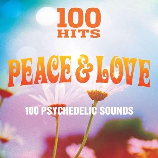 100 Hits - Peace & Love - Various Artists - Musik - 100 HITS - 0654378716324 - May 13, 2016