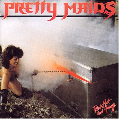 Red, Hot & Heavy - Pretty Maids - Musik - SMS - 5099746557324 - 4/9-1989