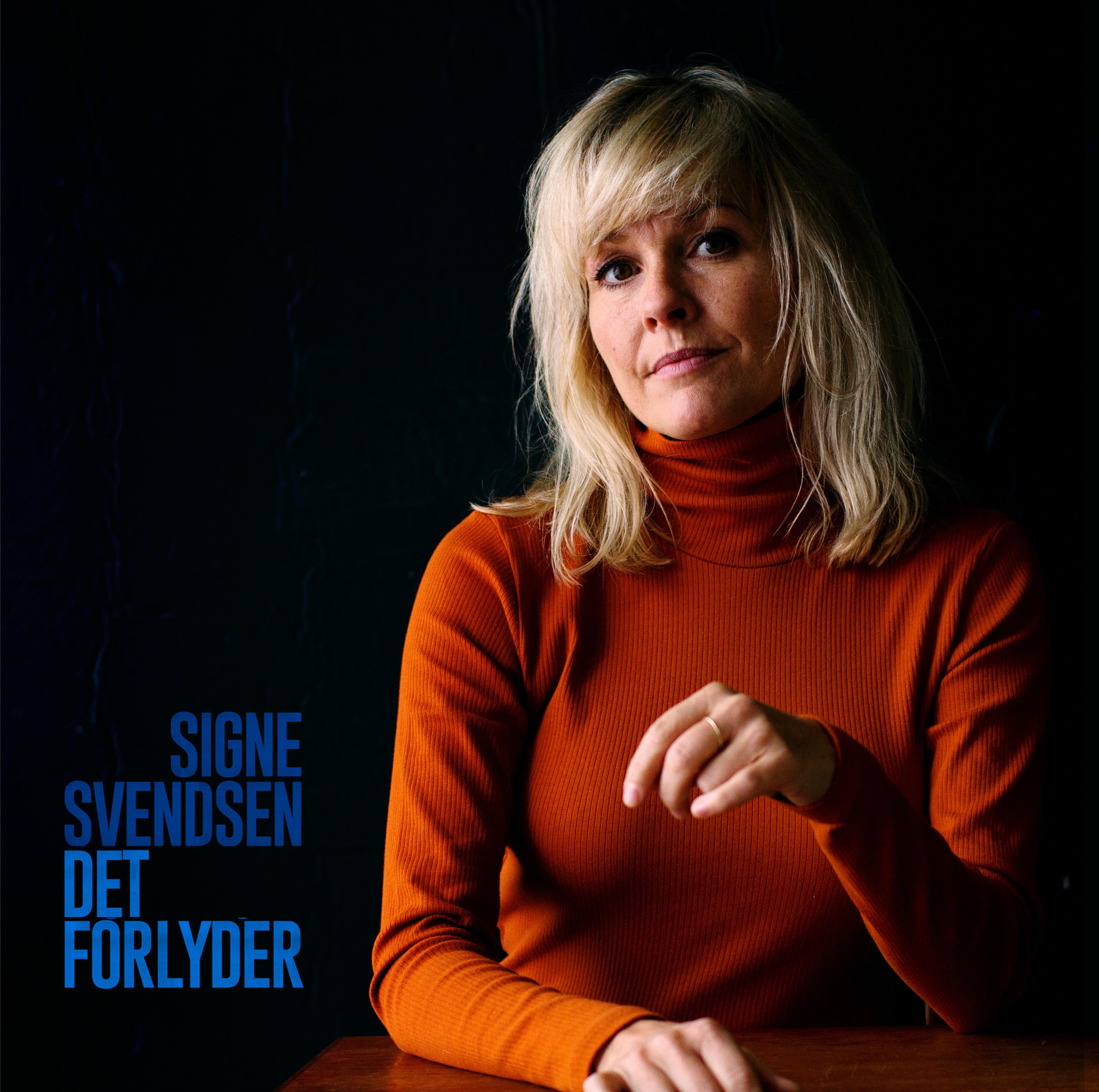 Det Forlyder - Signe Svendsen - Musik - I Do Records - 5707785011324 - 31. januar 2020